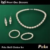 Night Owl Designs - Puka Shell Set