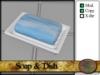 >^OeC^< Elite - Soap Bar & Dish