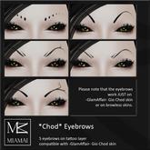 MIAMAI_[BL]_Chod Collection Eyebrows