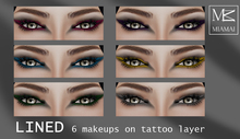 Miamai_Lined Makeup
