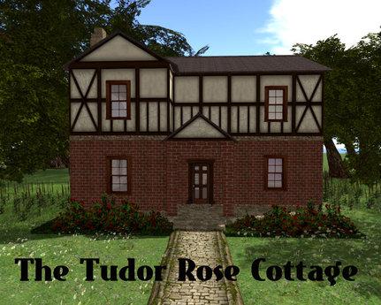 The Tudor Rose Cottage(19x22, 167LI)