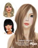Chihiro Skin K.1 White