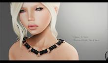 Glam Affair - Chainedlink Necklace Black