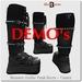 Blackburns Monster Gothic Punk Boots DEMO's
