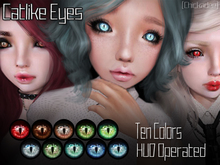 [Chikadee] PROMO Catlike Eyes -HUD-