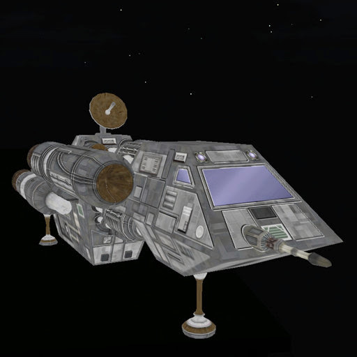 Second Life Marketplace Tarsus Wing Commander 31 Prims