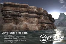 [ Organica ] Cliffs - Shoreline