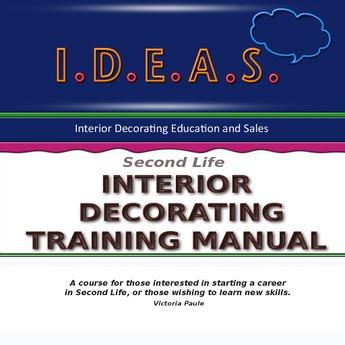 Second Life Marketplace Interior Decorating Training Course
