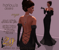 .:: 2 the 9's ::. Harlow's Desire in Onyx