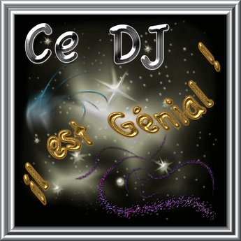 BOITE POOFER CE DJ, il est genial (ge)