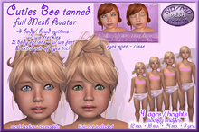 ND/MD Cuties (Boo-tanned) MESH toddler Avatar