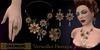 Eclectica 'Versailles' Baroque jewellery-Gold
