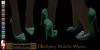 Eclectica 'Blenheim' Stiletto Shoes - Emerald