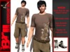 **AMON CASUAL STYLE COMPLET OUTFIT FOR MEN **Brii Underground**