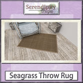 Serendipity Designs - Seagrass Rug