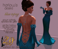 .:: 2 the 9's ::. Harlow's Desire Blue Topaz