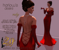 .:: 2 the 9's ::. Harlow's Desire in Ruby