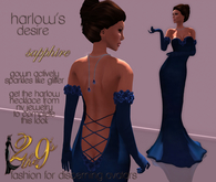 .:: 2 the 9's ::. Harlow's Desire Sapphire