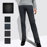 *Me Sew Sexy* - Casual Dress Pants - Dark Gray