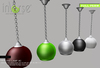 inVerse® MESH ceiling lamp n#2  - full perm  for developers