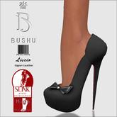 Bushu Liscio Noir