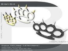BWish - Brass Knuckles Mesh Full Permissions 2.0