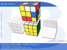 BWish - Rubik's Cube Mesh Full Permissions [Promo !]