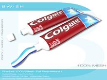 BWish - Toothpaste Tube  Mesh Full Permissions