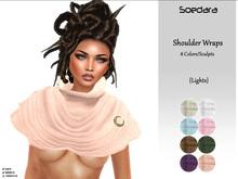 ~Soedara~ Shoulder Wraps {Lights}