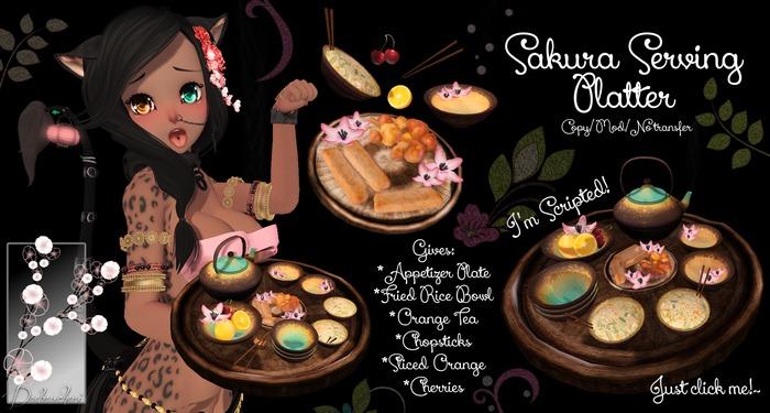 ::DB:: Sakura Serving Platter