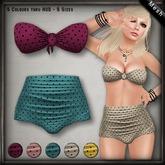20.FIVE Mesh - Beau Bikini