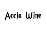 Accio Wine w/ Wine Glass