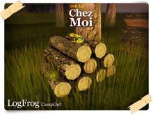 LogFrog CampOut ♥ NEW Chez Moi