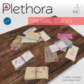 Plethora - Fan Mail Stacks
