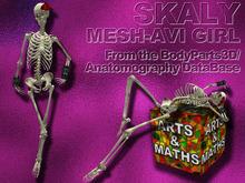 Skaly Avi Mesh (Girl)