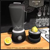 Special offer Marketplace !! Follow US !! Lemon juicer (black)