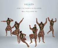 Verocity - Hula Male Pose Set