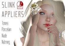 [Chickadee] Slink Appliers (Hands/Feet)