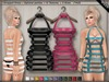 DN Mesh: Gloria Dress  w HUD
