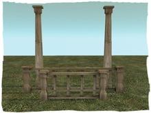 -ADI- Mesh Porch Railings Kit