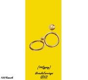[94Gypsy] Ursula Earrings - Gold