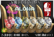]S]N]0]B] Aloha Heels (Slink High)