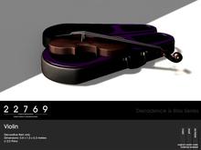 22769 ~ [bauwerk] Violin