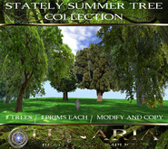 Stately Summer Tree Collection 2.1