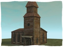 -ADI- Mesh Settlement Church
