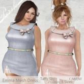 Perch - Emma Dress - Taffy Sky