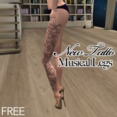 Musical Legs - By Kath Von C