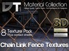 8 Chain Link Fencing Textures - Full Perm - DT Material Collection