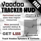 XPLODER : Voodoo Sploder Tracker HUD