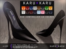 KARU KARU - High Heels Sonya (16 Colors)
